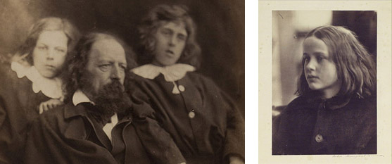 Tennyson and his sons.