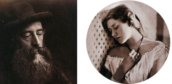 G.F. Watts and Ellen Terry.